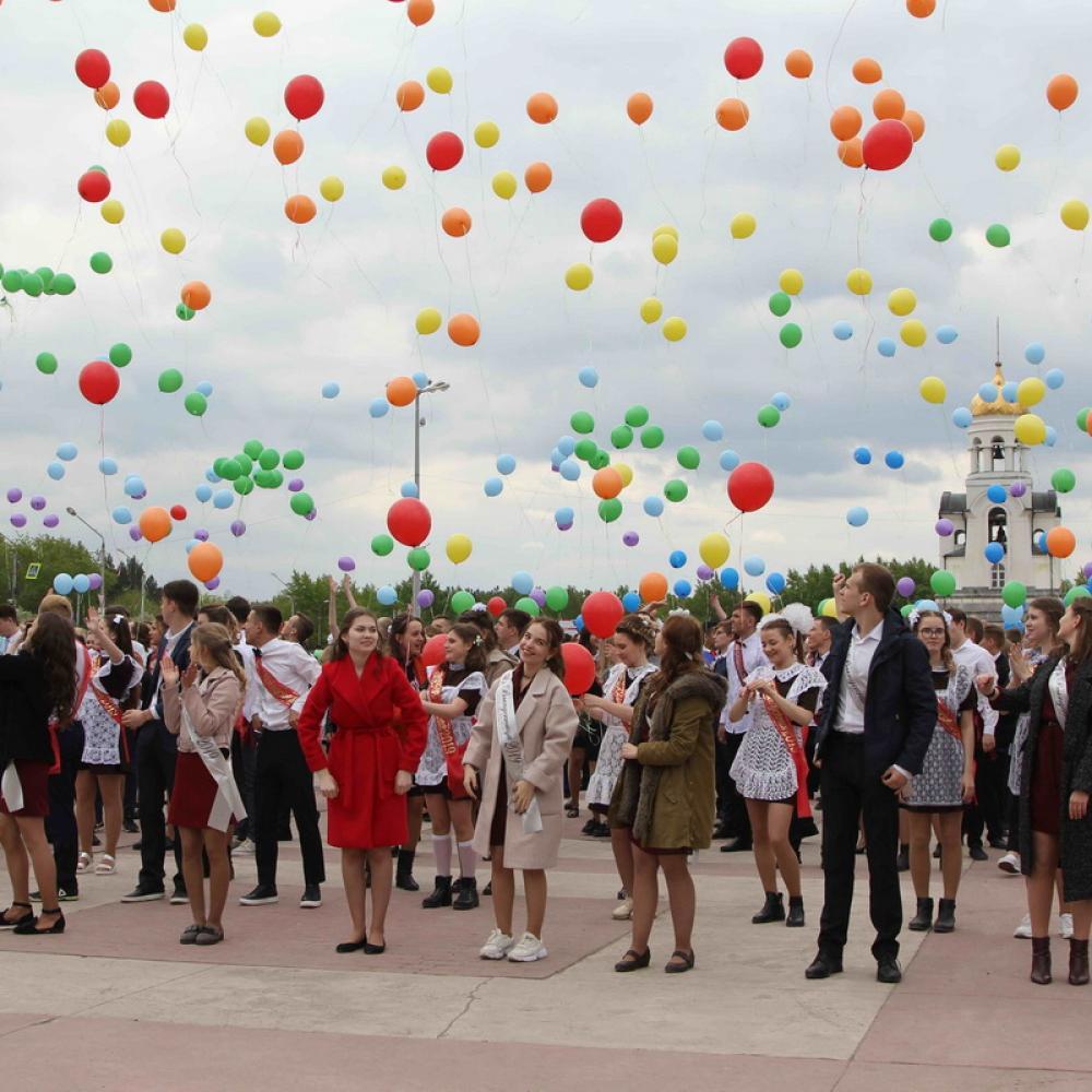 Школьный вальс выпускников-2019