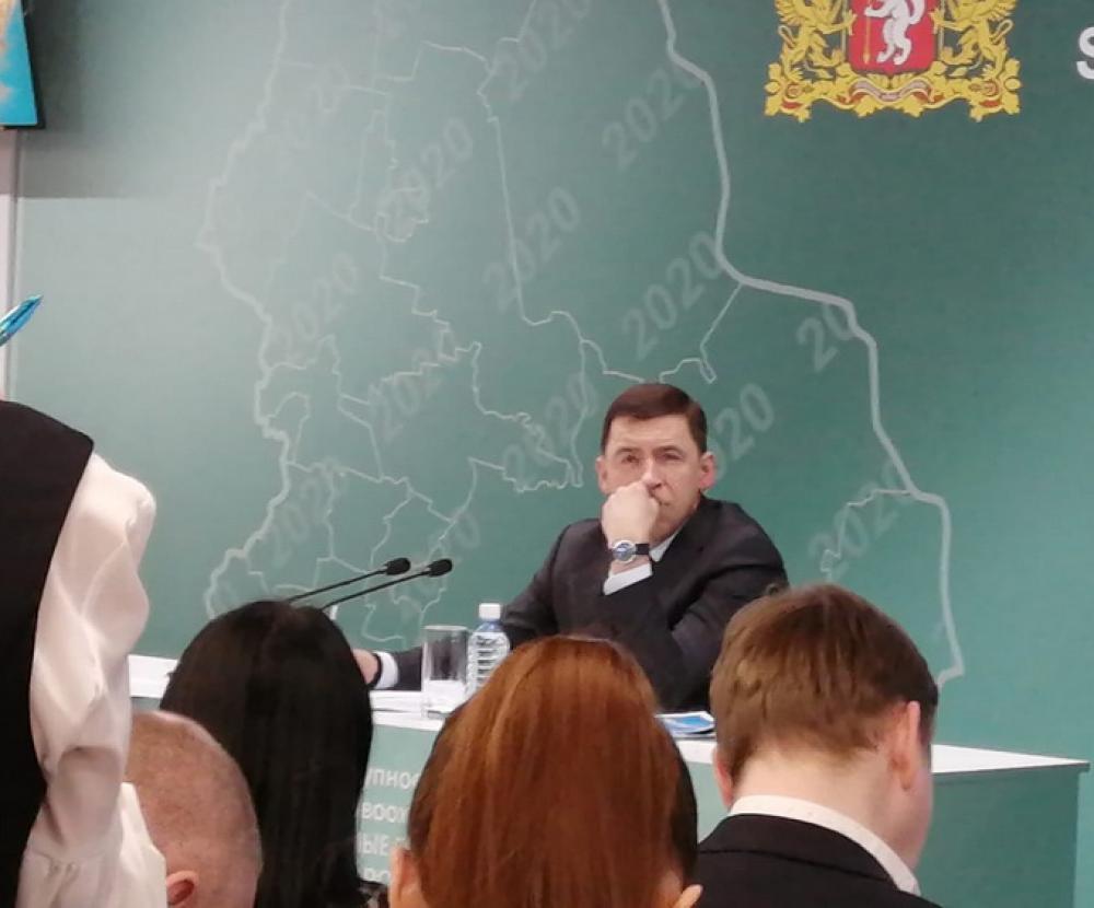 Губернатор подтвердил, что уже в этом году займутся проектированием путепровода между Каменском-Уральским и Екатеринбургом