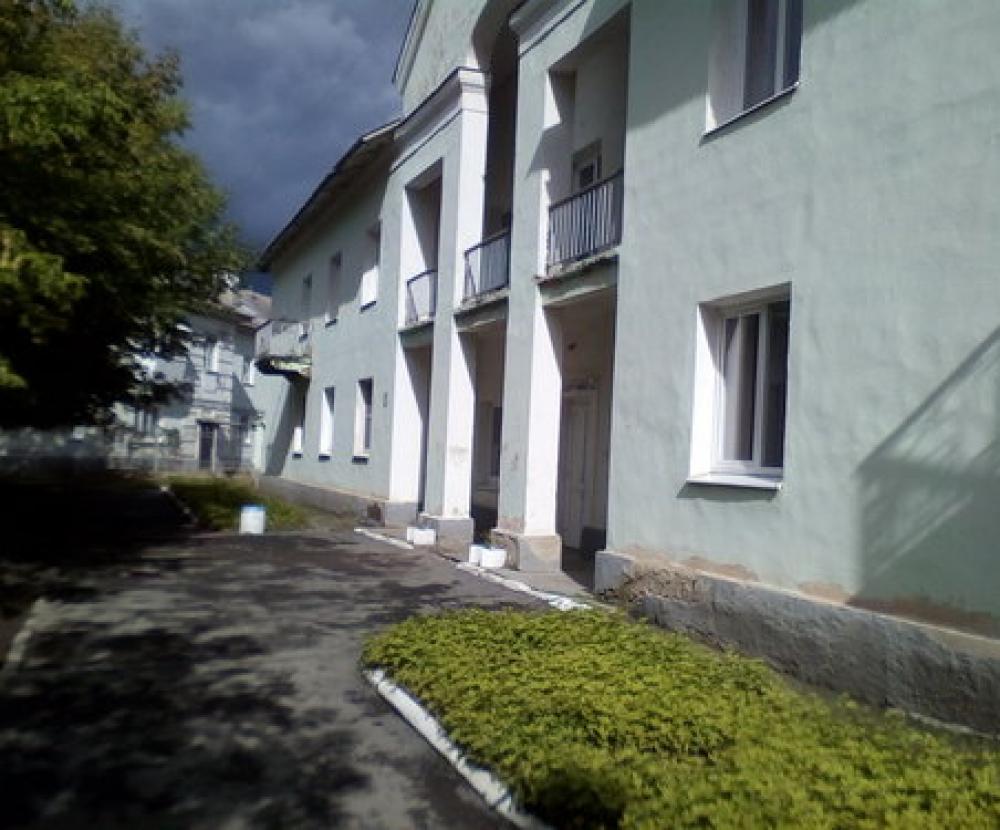 Здание детской поликлиники в микрорайоне Ленинский все-таки решили отремонтировать