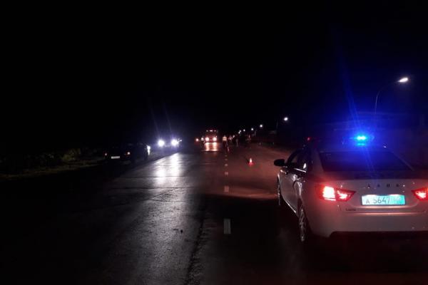 18 июля поздно вечером в Каменске-Уральском на улице Ленина в ДТП пострадал пешеход, личность которого неизвестна. Водитель с места происшествия...