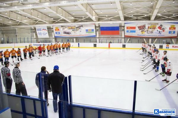 26 ноября в Каменске-Уральском стартует чемпионат города по хоккею...