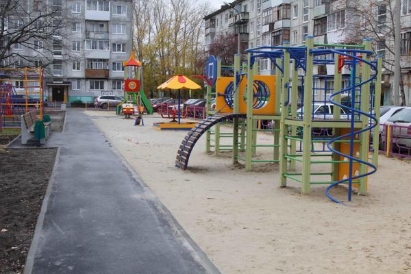 В Каменске-Уральском стартовал прием заявок на участие в программе по благоустройству дворов...