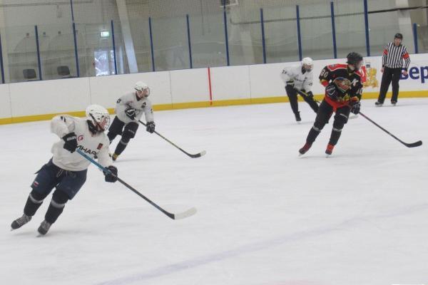 Хоккейная «Синара» из Каменска-Уральского вновь на втором месте в первенстве области...