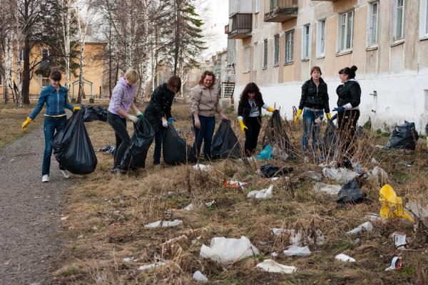 В Каменске-Уральском началась подготовка к проведению весенних субботников...