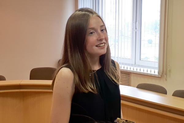 Ксения Кузнецова стала лучшей спортсменкой весны Каменска-Уральского