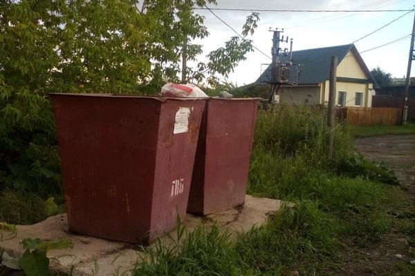 Каменск-Уральский готовится к обустройству контейнерных площадок для сбора мусора...