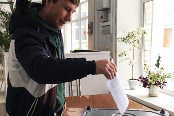 В Каменске-Уральском завершились первые сутки рейтингового голосования по выбору территорий для благоустройства...