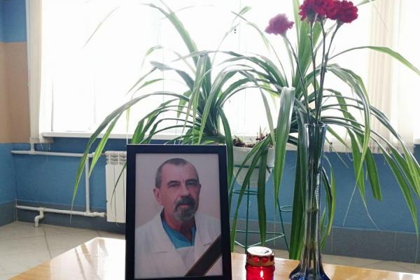 В Каменске-Уральском скончался заслуженный врач Михаил Евсеев...