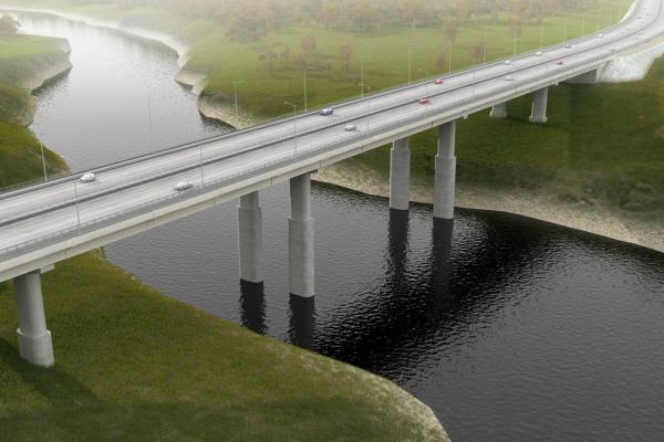 Новым мостом через Исеть в Каменске-Уральском займутся в 2022 году. Даже известен бюджет...