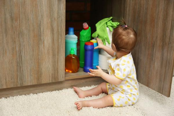 В Каменске-Уральском увеличилось количество бытовых отравлений у детей...