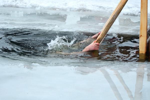 Лед на реках Каменска-Уральского безопасен для массового пребывания людей...