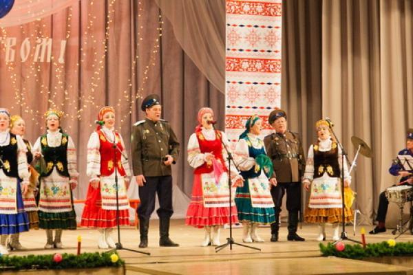 Ансамбль казачьей песни «Золотые родники» объявил набор новых участников...