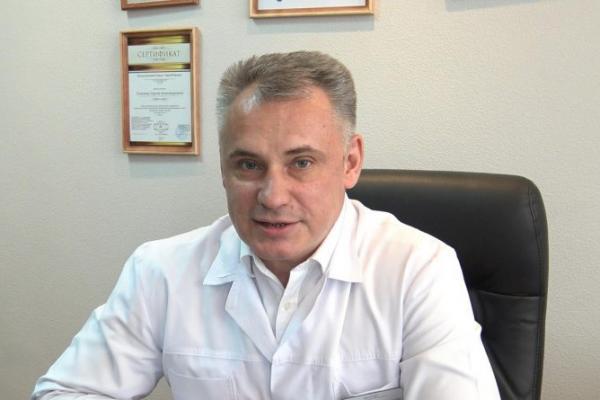 В Каменске-Уральском задержан главный врач городской детской больницы Сергей Гультяев...