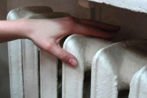 Из-за плохой работы подрядчиков возникли проблемы с теплоснабжения в...