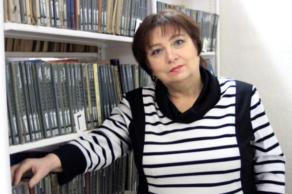 Ирина Шляпникова: известная каменская поэтесса рассказала о себе, о своем творчестве, об отношении к критике