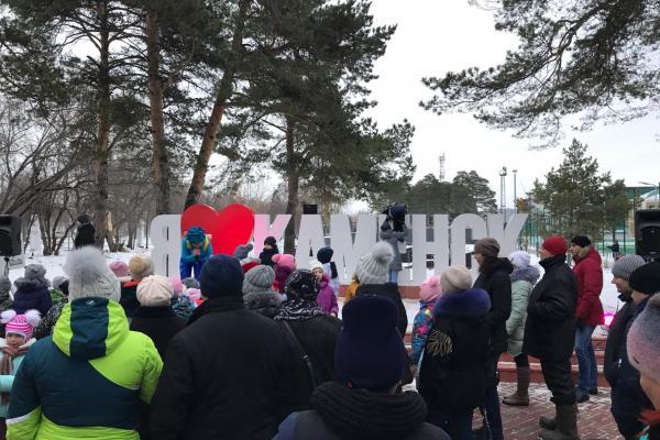 """Парк """"Космос"""" в Каменске-Уральском отметил свой первый День рождения. Как это было"""
