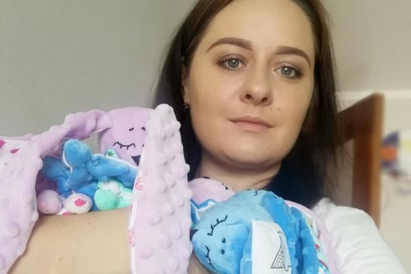 Ольга Зырянова: о своем ремесле и о том, как создает уют в кроватках каменских малышей