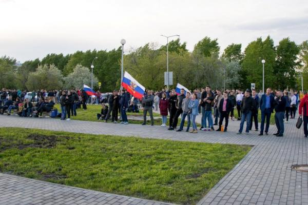 И снова хоккей на большом экране в Каменске-Уральском. 25 мая болеем за сборную России в...