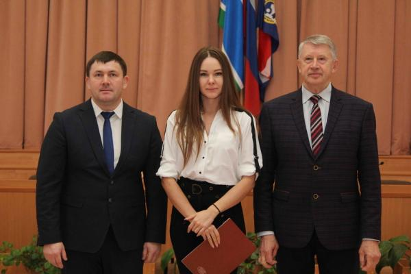 В Каменске-Уральском отметили предпринимателей, которые лучше всех создали праздничную атмосферу в Новый...