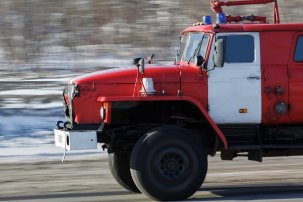 21 марта утром в Каменске-Уральском произошел пожар у строящегося дома на проспекте Победы...