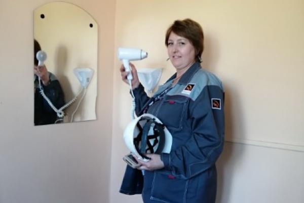 На трубном заводе в Каменске-Уральском определили лучшие места для работы женщин...