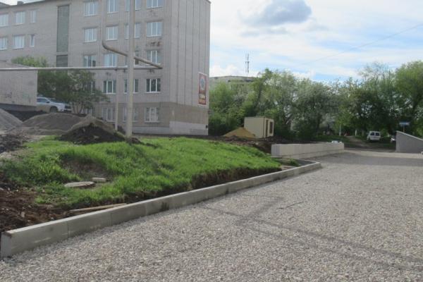 Благоустройство дворов – позитивные изменения уже заметны...
