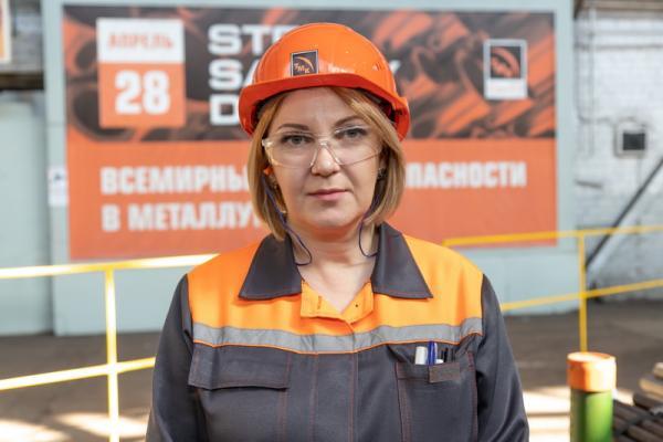 Золотой фонд СинТЗ. Ольга Белоносова – опытный наставник...