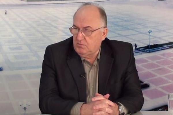 """Визит. В гостях С.Глазунов, генеральный директор АО """"Водоканал КУ"""""""