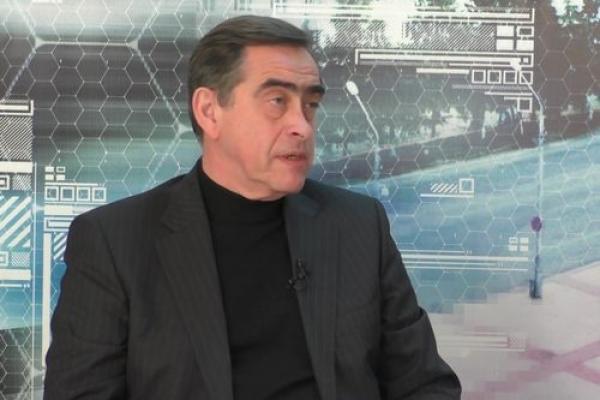 """Визит. В гостях Ф.Бадаев, завкафедрой """"Экономика социальной сферы"""" УрГЭУ"""