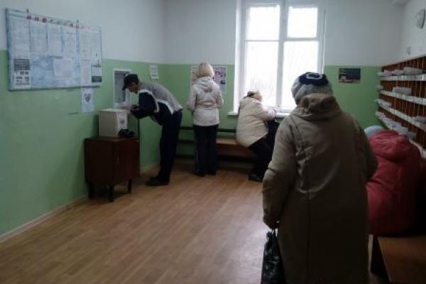 Посетители жилищного участка Каменска-Уральского остались равнодушными к учебному запуску сигнализации...
