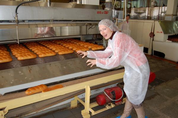 У жителей Каменска-Уральского появилась возможность пожаловаться на некачественный хлеб и кондитерские изделия...