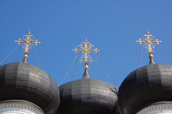 Впервые в Каменске-Уральском транслировали Благотворительный крестный ход в прямом эфире