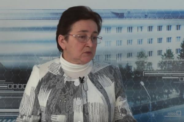 Острый вопрос. В гостях Е.Шеремет, руководитель пресс-службы Администрации города