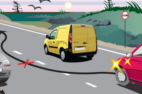 В Каменске-Уральском начинается охота на водителей, которые нарушают правила при выезде «на встречку»...