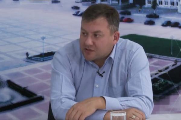 """Визит. В гостях Г.Виноградов, генеральный директор УК """"Теплокомплекс"""""""