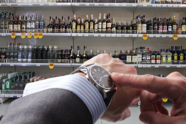 Ограничения по продаже алкоголя в Каменске-Уральском сохранятся до улучшения эпидситуации...