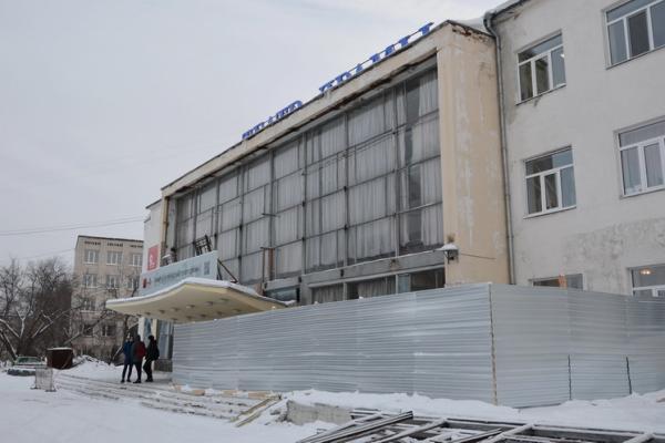 Год театра для «Драмы Номер Три» в Каменске-Уральском начался с масштабных преобразований...