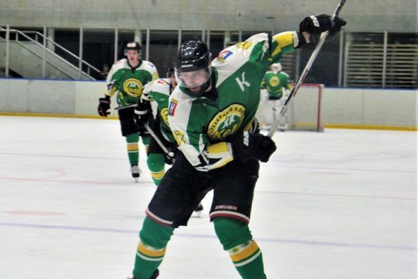 Хоккейная «Синара» проиграла дома и вновь вышла из тройки призеров...