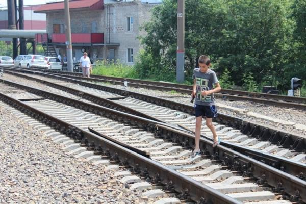 В Каменске-Уральском установят системы предупреждения об опасности перехода железной дороги в неположенном месте...