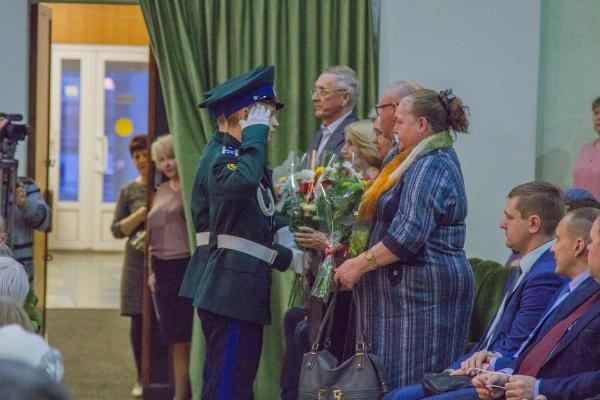 На Синарском трубном заводе защитников Отечества поздравили с наступающим праздником...