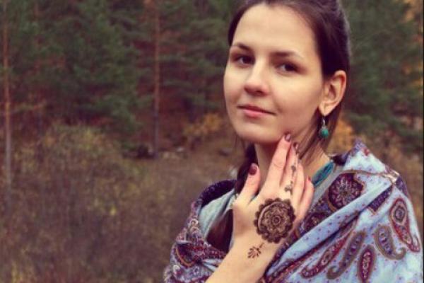 Кристина Тимофеева: каменский мастер мехенди рассказала о волшебстве своей профессии