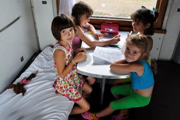 Дети Каменска-Уральского смогут проехать летом в поездах дальнего следования с 50-процентной скидкой...
