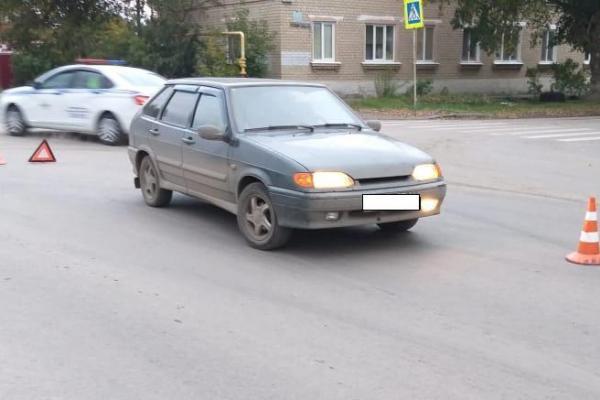 В Каменске-Уральском в ДТП пострадал 91-летний пешеход...
