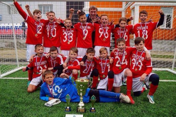 Команда школы олимпийского резерва из Каменска-Уральского выиграла первенство области по...