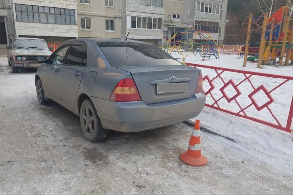 В Каменске-Уральском ищут свидетелей ДТП на улице Лермонтова...