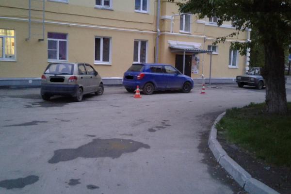 В Каменске-Уральском ищут очевидцев ДТП, один из участников которого скрылся с места происшествия...