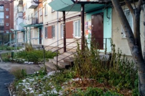 За пять месяцев в Каменске-Уральском обновились крылечки двадцати многоквартирных домов...