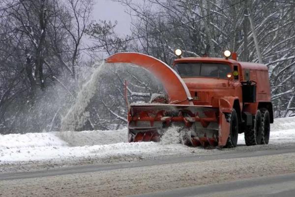 В Каменске-Уральском увеличится количество дорог, которые в обязательном порядке надо будет очищать от снега...