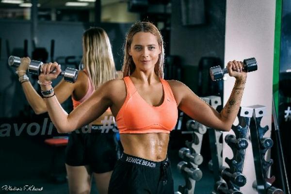 Каменский фитнес-тренер Алевтина Осинцева: минус 15 килограмм за полтора месяца - вполне реально!