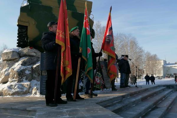 День памяти россиян, исполнявших служебный долг за пределами Отечества, в Каменске-Уральском отметили митингом на Аллее славы...